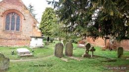 Churchyard (c) Jane Risdon 2016
