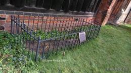 Crusader's Grave (c) Jane Risdon 2016