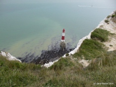 Beachy Head, Sussex (c) Jane Risdon 2009
