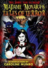 Madame Movara's Tales of Terror: Hardback and Paperback in aid of Save The Children
