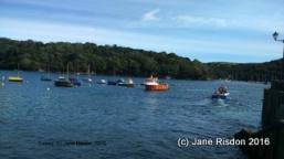Fowey, Cornwall (c) Jane Risdon 2016