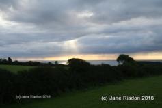 Morning in Gorran (c) Jane Risdon 2016