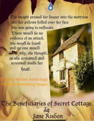 The Beneficiaries of Secret Cottage by Jane Risdon 2016