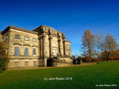 Kedleston Hall (c) Jane Risdon 2016