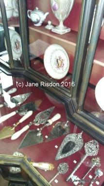 The Trophy Corridor (c) Jane Risdon 2016