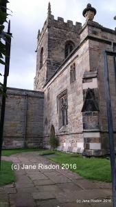 All Saints at Kedleston Hall (c) Jane Risdon 2016