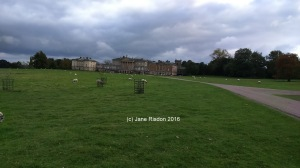 Kedleston Hall front view (c) Jane Risdon 2016