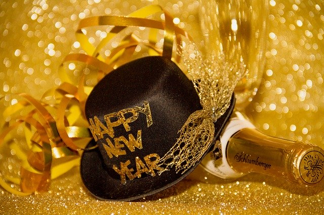A Happy, Safe, Healthy, and Successful New Year to you all