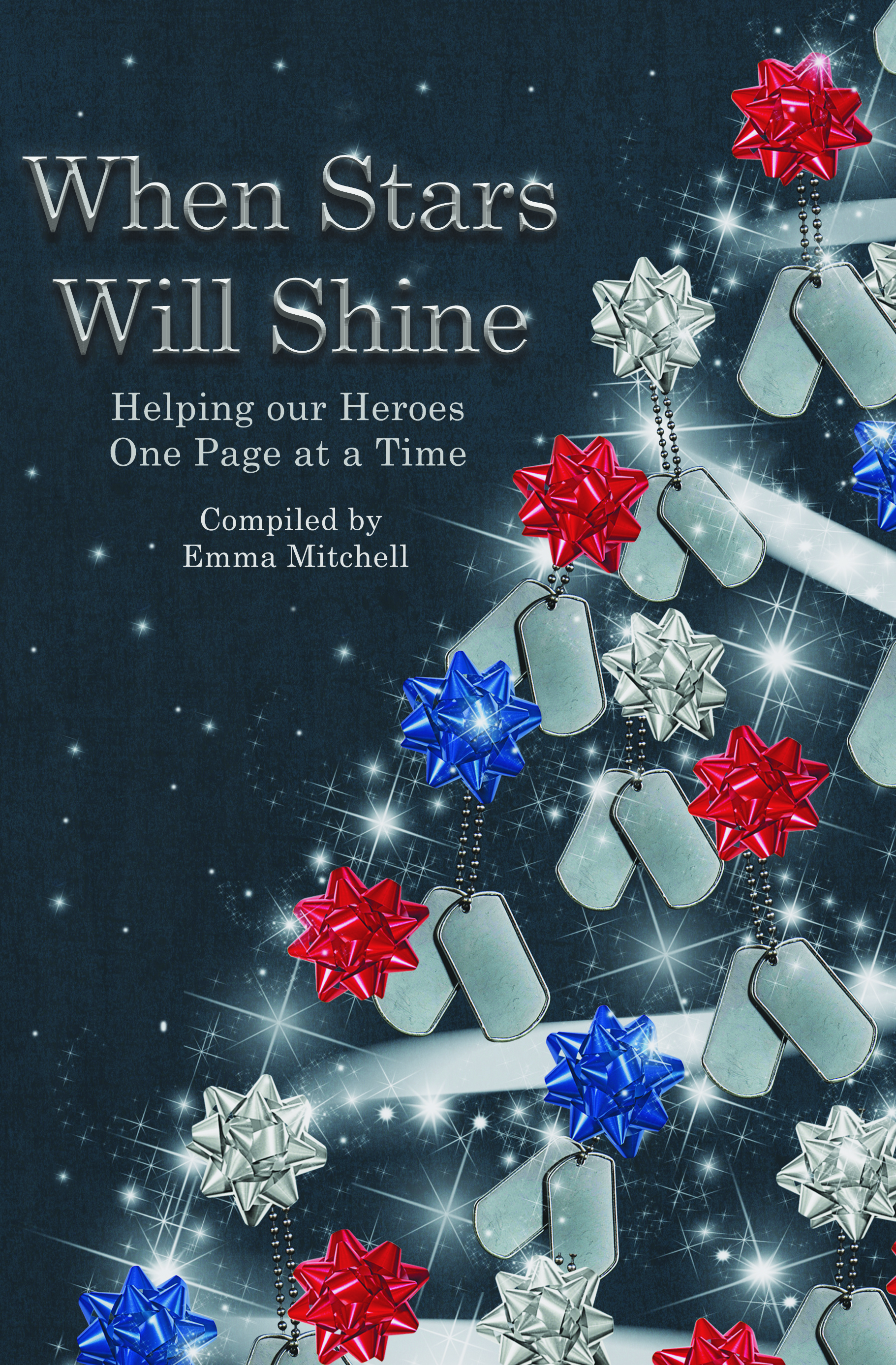 Being Part of Such a Fab Anthology: Giving Something Back – Helping our Heroes