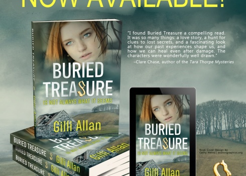 Buried Treasure with Gilli Allan