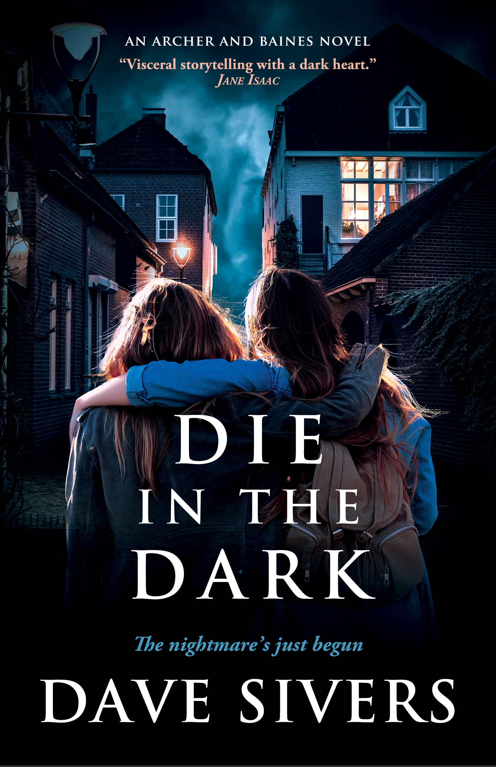 My Guest Crime Author is Dave Sivers: His latest novel, Die in the Dark, is out 2nd March 2021…